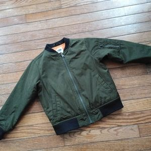 Boy's Bomber Jacket